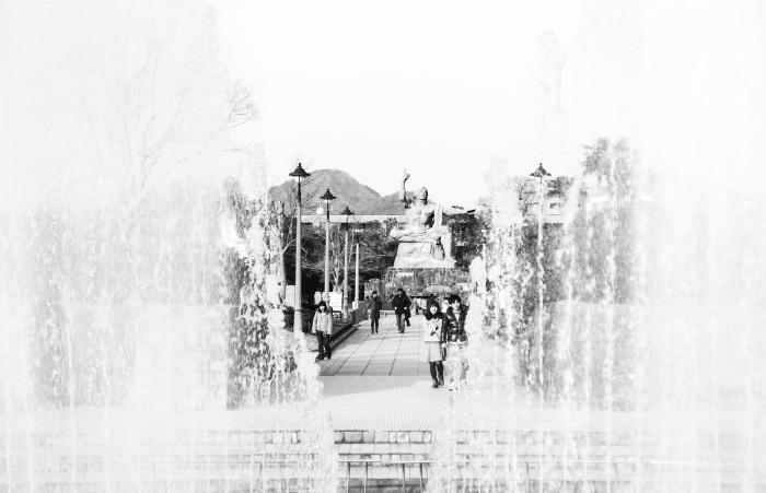 nagasakipeacepark