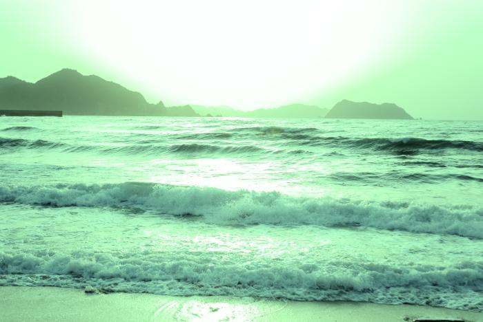 beach-green