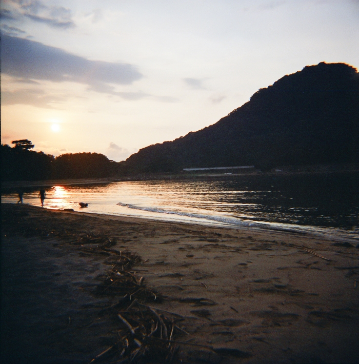 beach-lomography