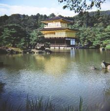 Kinkaku-ji-lomography