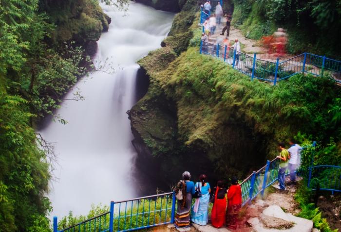 nepal-waterfall